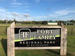 Fort Family Regional Park Near eTown