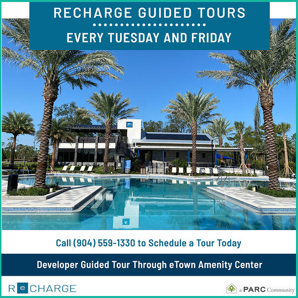 Recharge at eTown Guided Tours