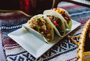 flying iguana tacos