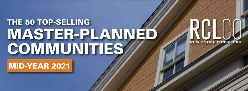 Top-Selling Master-Planned Communities