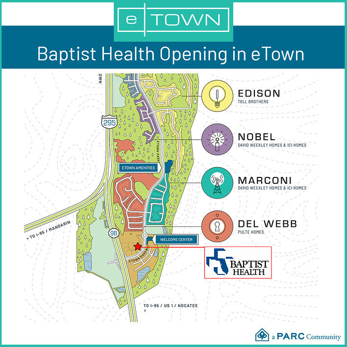 Baptist Health Opening in eTown