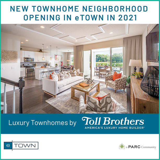 New Townhomes Opening in eTown