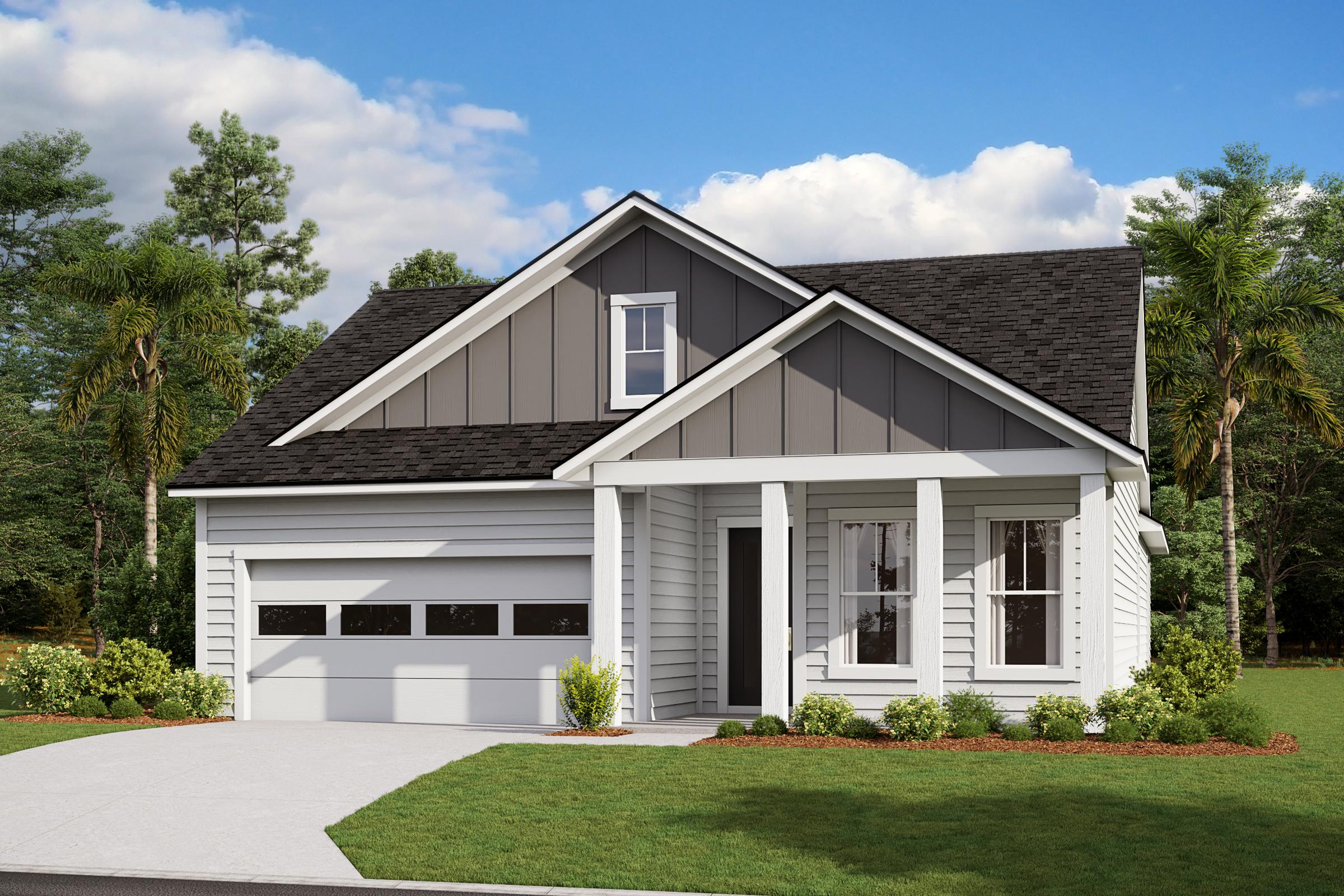 Royal-Modern Farmhouse-elev